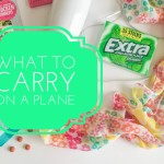 What to Carry With You When You Fly on a Plane