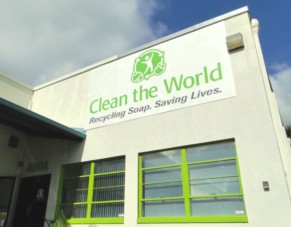 Clean the World Orlando Headquarters