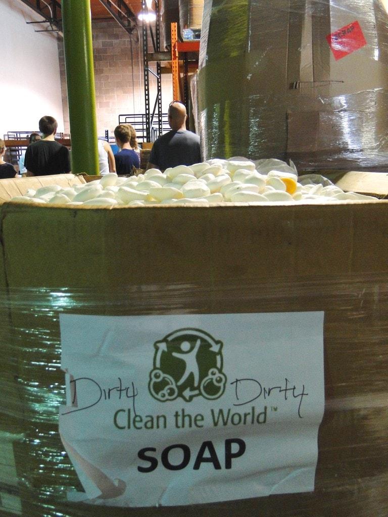 Clean the World Orlando Voluntourism Opportunity Tour
