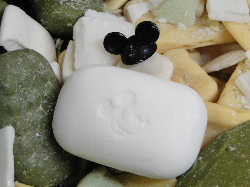 Clean the World Orlando Voluntourism Opportunity Mickey Mouse Soap Disney