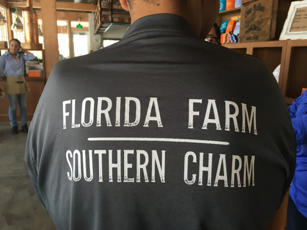 Florida Farm Southern Charm Homecoming Restaurant Disney Springs