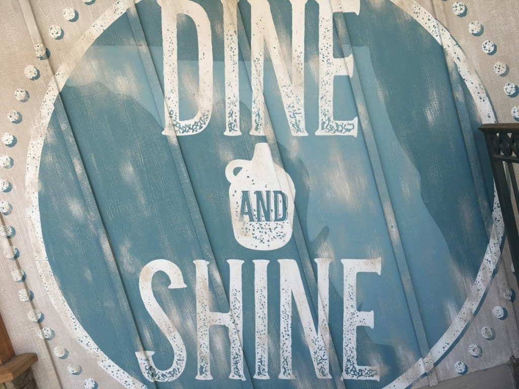 Dine and Shine
