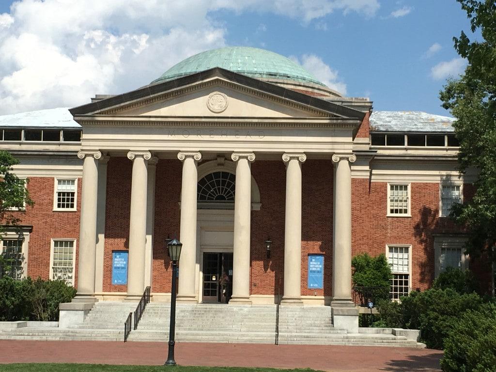 Morehead Planetarium UNC Chapel Hill NC