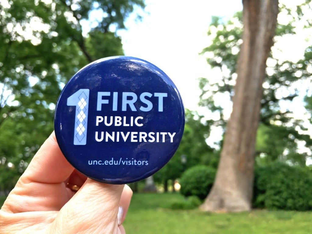 UNC Chapel Hill is the Nation's First Public University