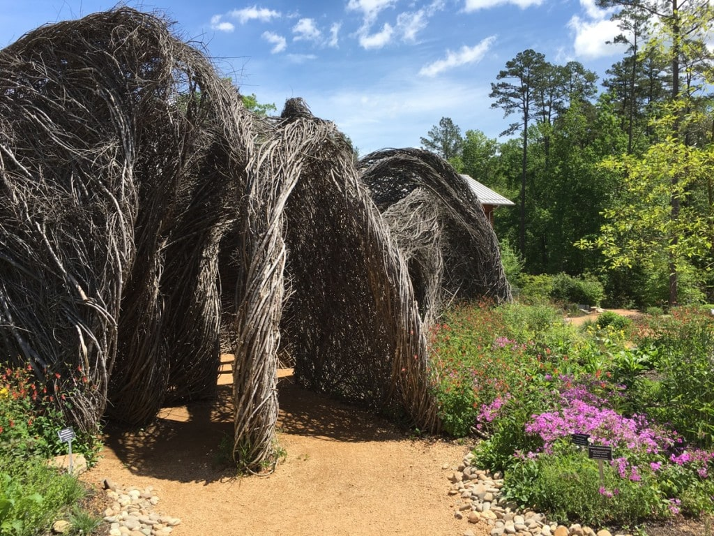 3 Day Weekend in Chapel Hill, NC. A must-see place to visit is the NC Botanical Garden on the UNC Chapel Hill Campus