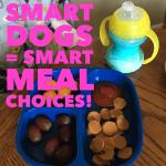 Smart Dogs = Smart Meals!!