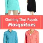 Clothes That Keep Mosquitoes From Biting You