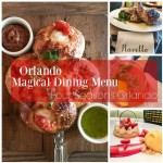 Four Seasons Orlando Magical Dining Menu 2016