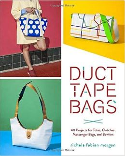 DIY Duct Tape Crafts How to make a Bag