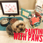 Painting With Paws Creates An Appetite for Purina Beneful's New Recipe!