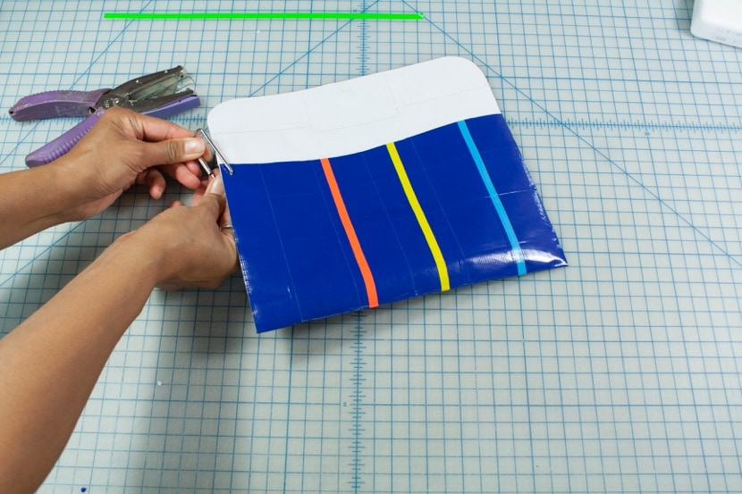 DIY Duct Tape Crafts Pencil Case Pouch