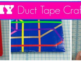 DIY Duct Tape Crafts