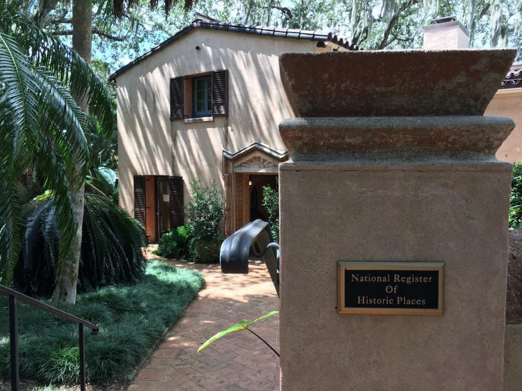 Indigo Pass Hammock Hollow Children's Garden Bok Tower
