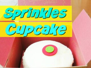 How to Get a Free Sprinkles Cupcake at Walt Disney World.