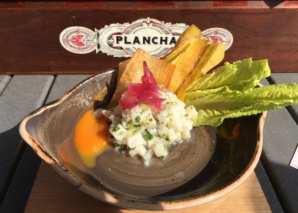 New Seasonal Menu Items at Plancha Restaurant at Four Seasons Orlando at Walt Disney World Resort.