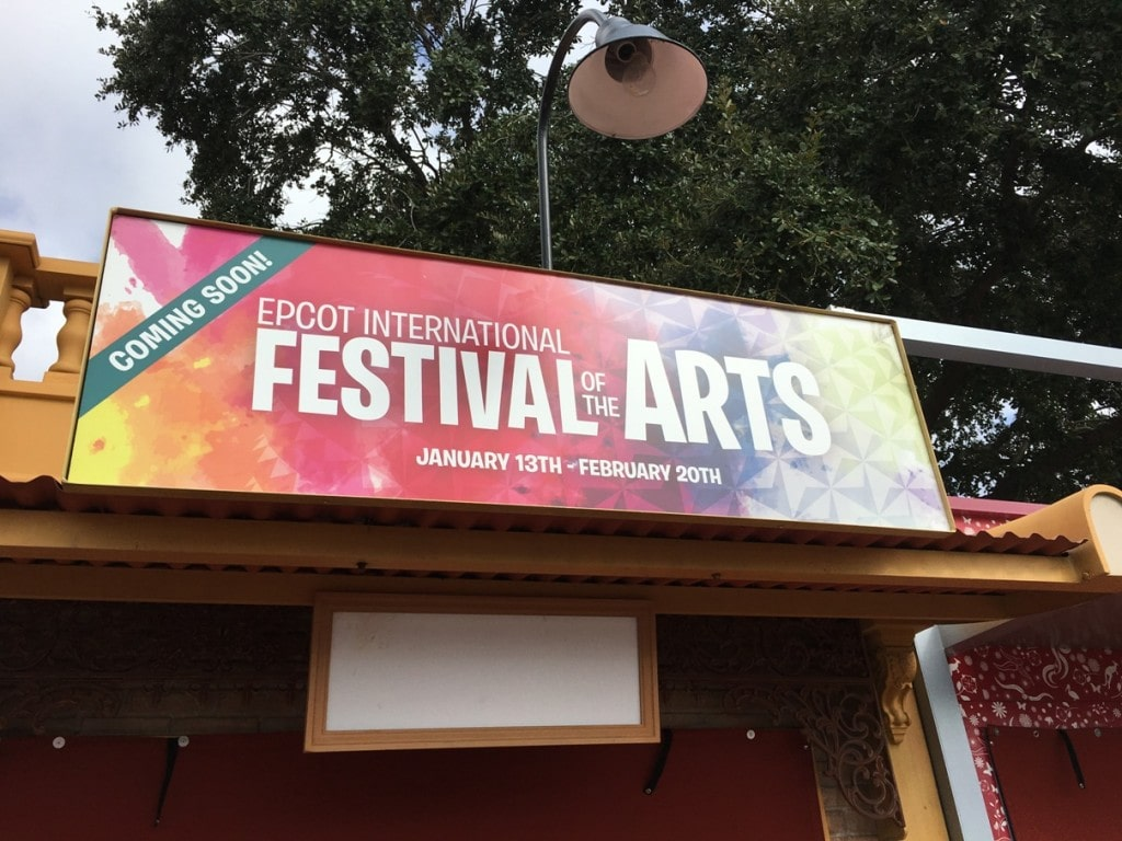 First ever Epcot International Festival of the Arts will be January - February 2017! We got a sneak peek of the food and performances. This new event is a winner for Disney World guests! Make plans to see the Orlando event this winter for the first time!