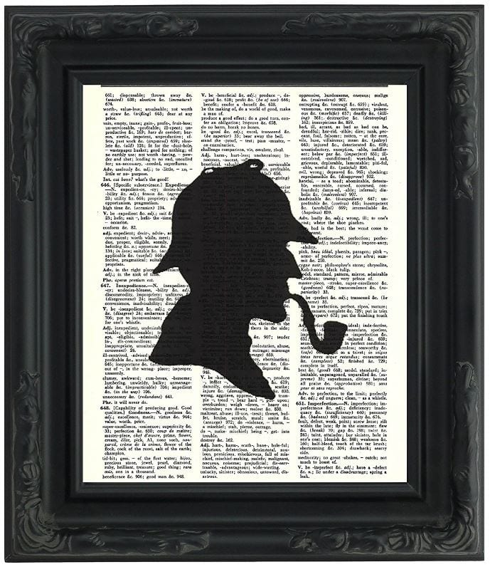 Brilliant Sherlock items that every fan needs! So unique! I didn't even know they made stuff like this! Have you seen these Sherlock Holmes items, because I hadn't before! Must haves for watching the PBS TV show.