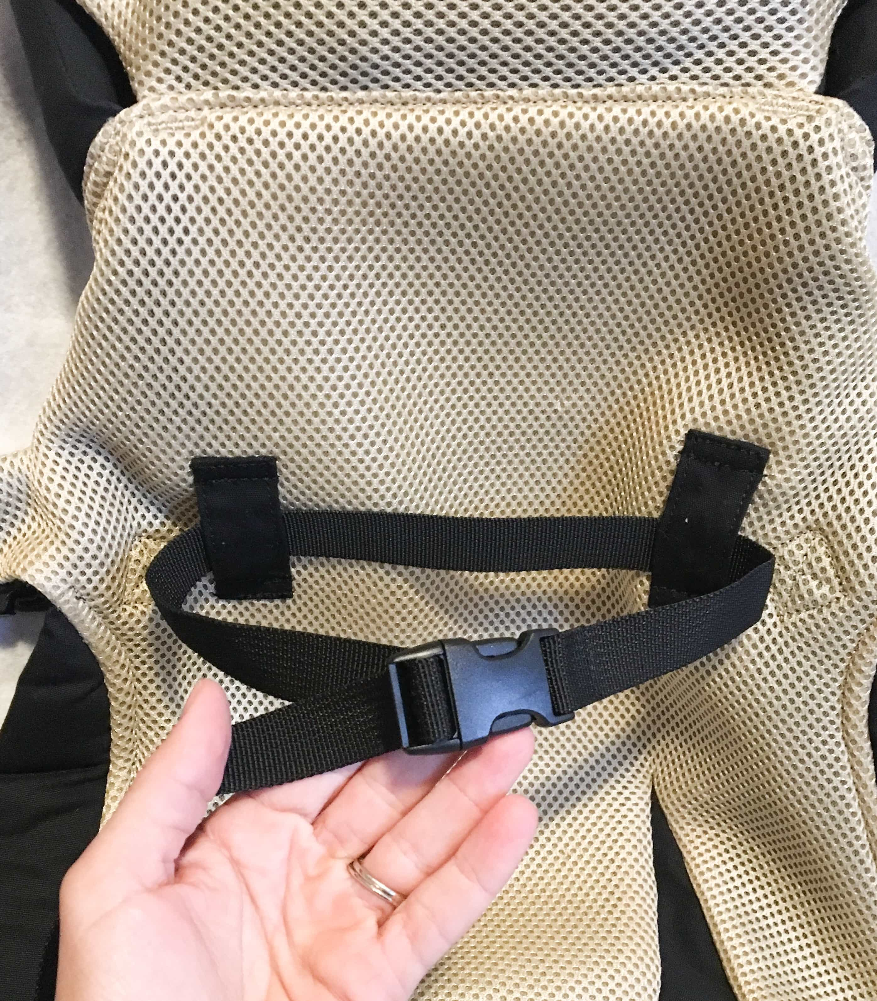 The baby carrier that has it all! I love the versatility and comfort for parent and child! From infant to toddler, this carrier is all you'll need!