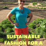 Fun & Sustainable Fashion For This Busy Mom!