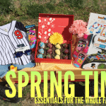 Spring Time Essentials For The Whole Family