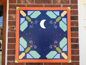 Hendersonville Quilt Trail in North Carolina