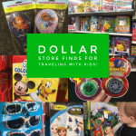 Dollar Store Must Haves For Traveling This Summer!