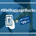 Ditch Checked Bags Fees with Best Western Baggage Bucks Promotion