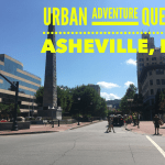 Our Urban Adventure Quest in Asheville, NC