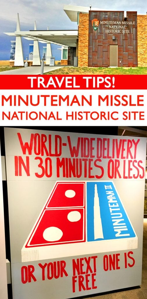 I didn't even know this existed! 1,000 missiles were hidden under South Dakota farmlands in the Cold War. This National Park Service Minuteman Missile National Historic Site lets you see a real missile still underground. Learn more about what it was like on the brink of nuclear war - and what still goes on in South Dakota today to keep America safe from a nuclear threat.