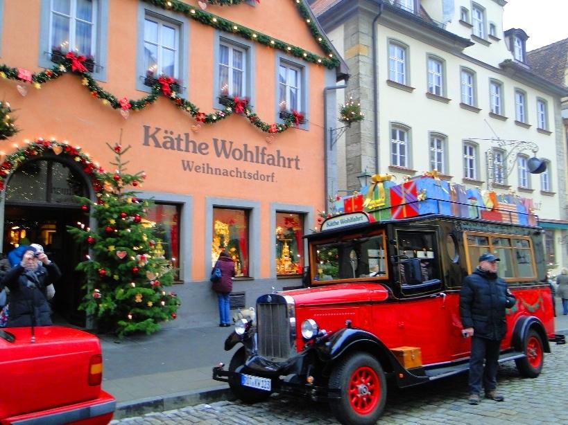 Perfect Christmas Town.Inside Kathe Wohlfahrt Christmas Store And German Christmas