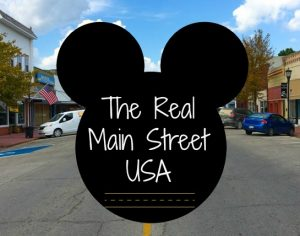 What does the REAL Main Street USA look like? A photo tour of Walt Disney's inspiration for his theme parks, Disneyland and Walt Disney World. Marceline, Missouri is the town where Walt Disney lived. These are the sites and locations that inspired him and fostered his creativity.