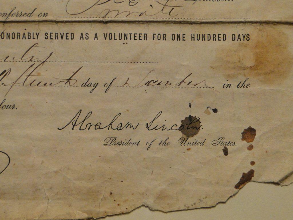 Was Abraham Lincoln Born in North Carolina?