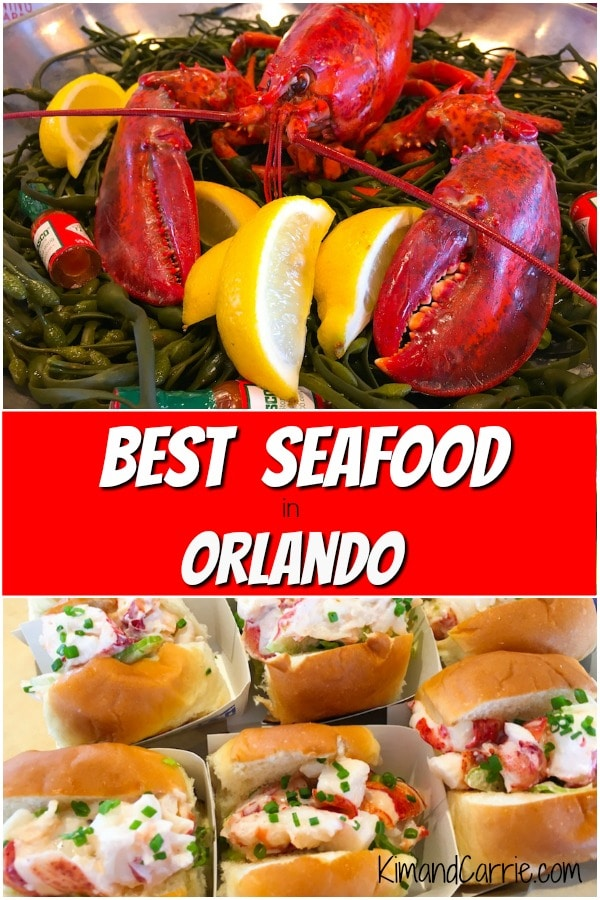 Best Seafood in Orlando