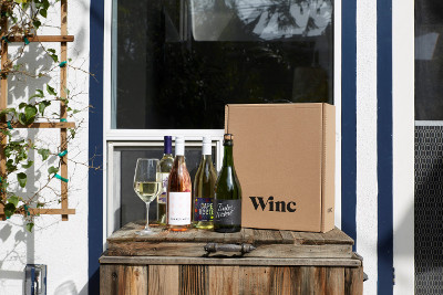 Unique Personalized Wines Delivered To Your Door!