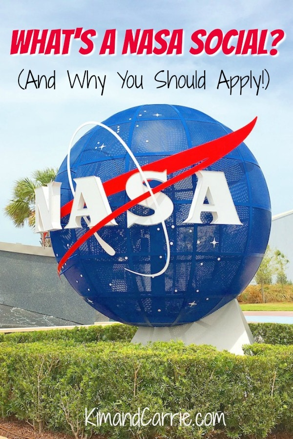 NASA Meatball Globe at Kennedy Space Center