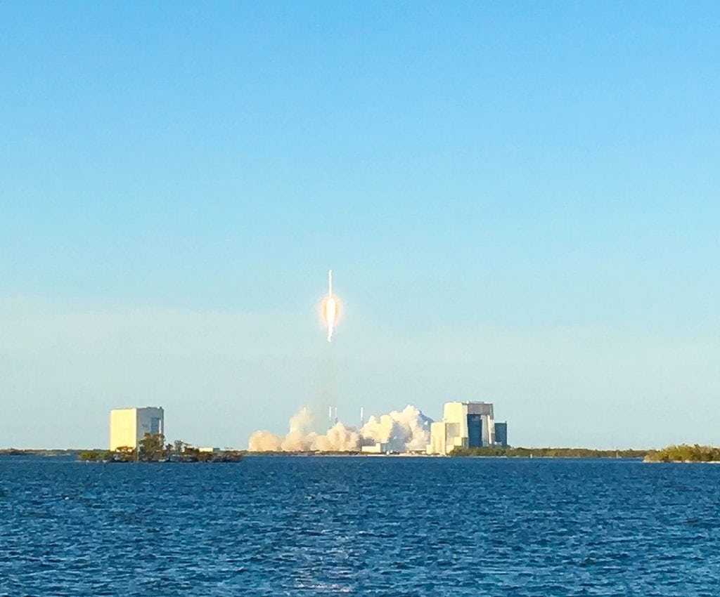 SpaceX Rocket Launch Florida