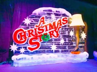A christmas story ice 2018 gaylord palms orlando