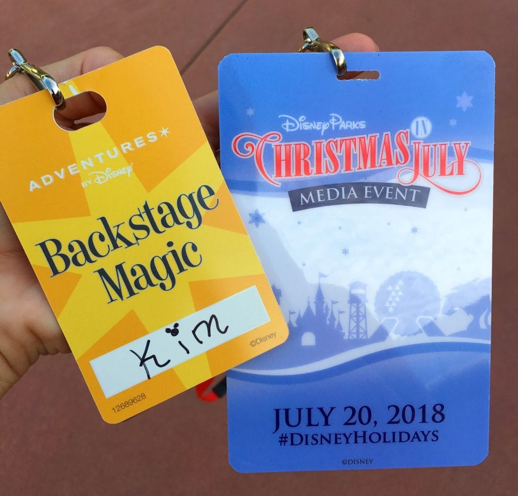 adventures by disney tour badges