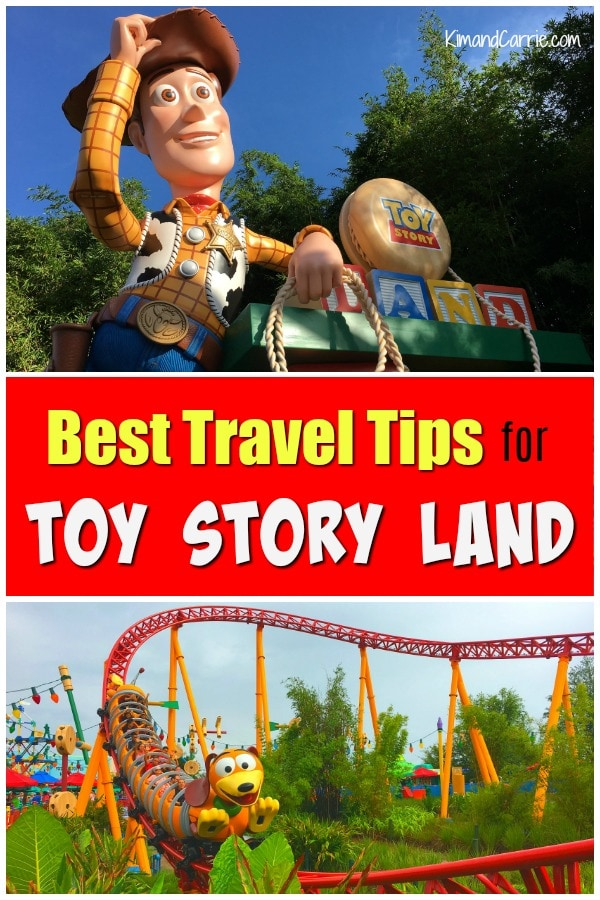 Travel Tips for Toy Story Land