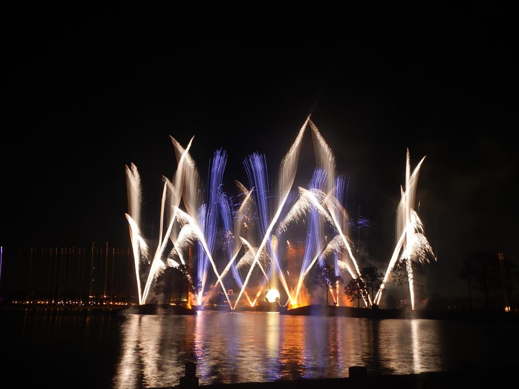 Epcot Illuminations Fireworks Holiday D-Lights Tour Adventures by Disney