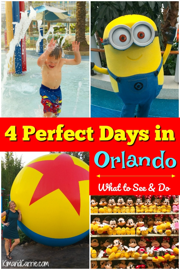 4 Perfect Days in Orlando