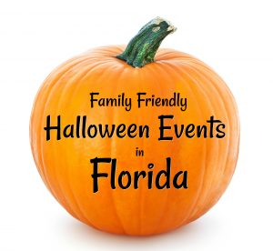 Family Friendly Halloween Events in Florida