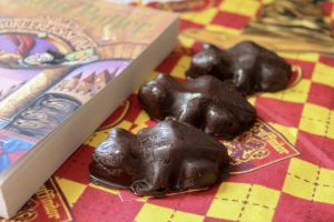 DIY Harry Potter Chocolate Frogs Candy
