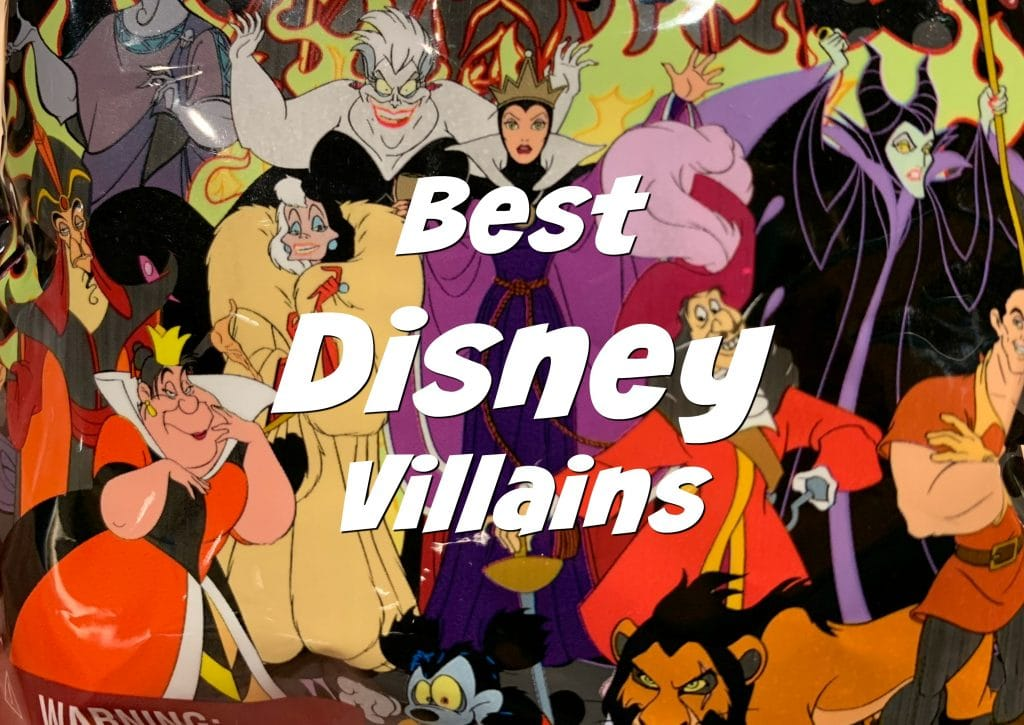 Best Disney Villains Ursula Evil Queen