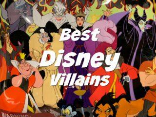 Best Disney Villains Ursula Evil Queen
