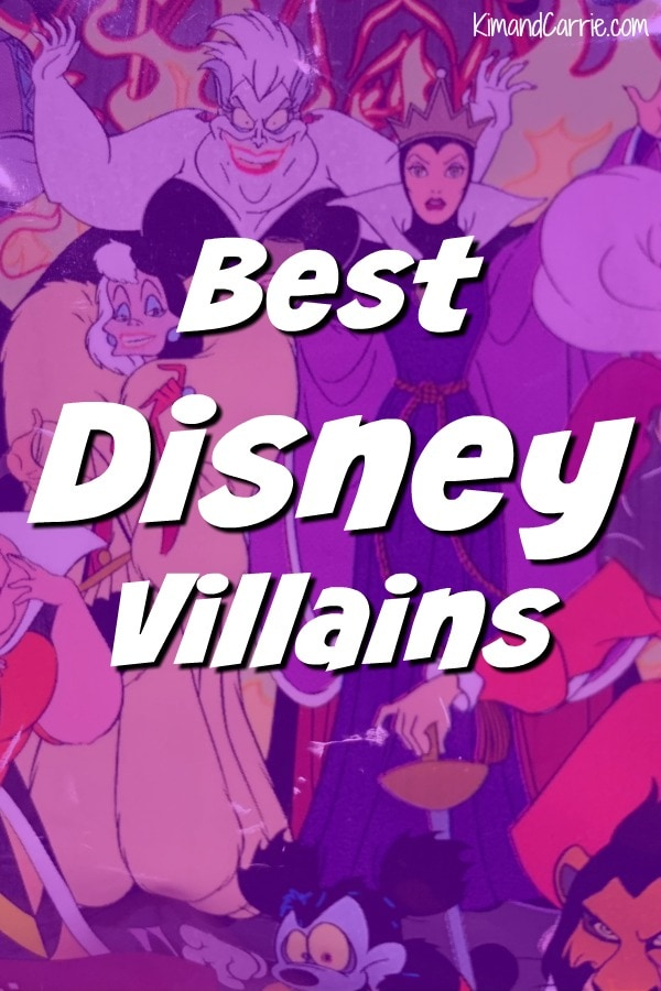 Best Disney Villains