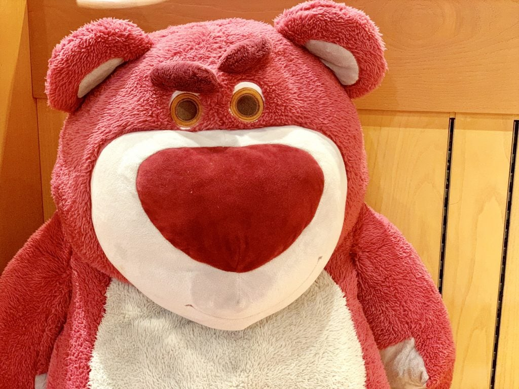 Lotso Hugging Bear Disney Villain Toy Story