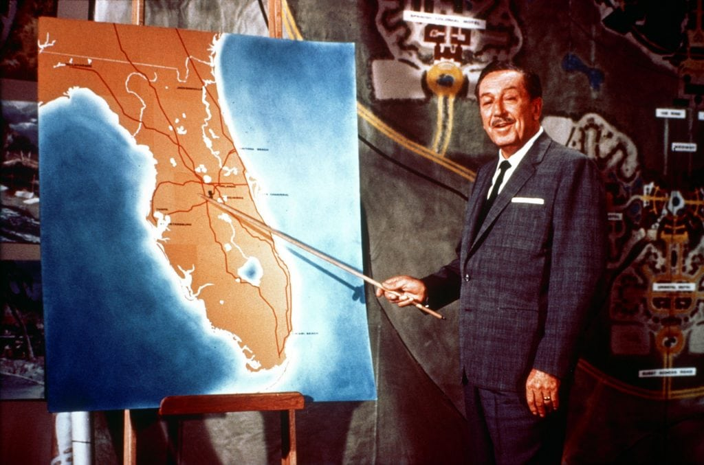 Five Fun Facts About Walt Disney World You Should Know