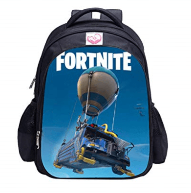d75af6ee82 This Fortnite backpack is geared more for a bigger boy or boy with more  refined taste. The storing options are wonderful and the design is unique  and more ...