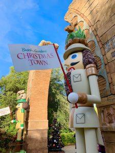 Busch Gardens Christmas Town Tampa Bay 2018